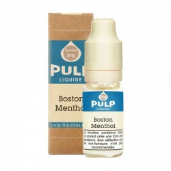 Boston Menthol 10 ml - Pulp...