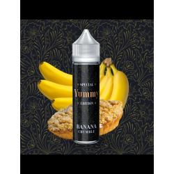 BANANA CRUMBLE 50ML - YUMMY
