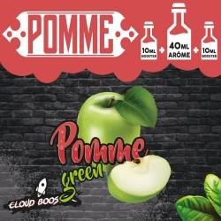 Pomme Green 60 Ml - Cloud...