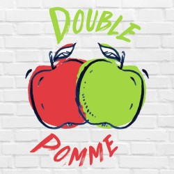 10 x Double Pomme 10ml -...