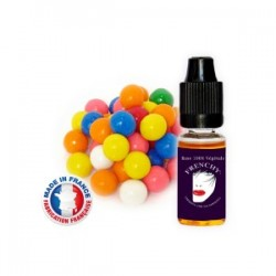 5 x Bubble gum - 10ml -...