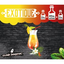 exotique 60ml Cloud Booster...
