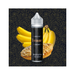 BANANA CRUMBLE 50ML - YUMMY