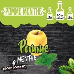 Pomme Menthe 60 Ml - Cloud...
