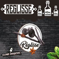 Réglisse 60 Ml - Cloud...