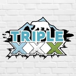 10 x Triple X 10ml -...