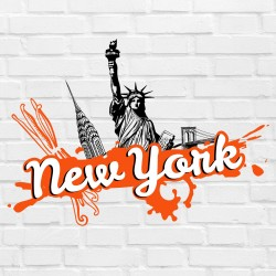 10 x New York 10ml -...
