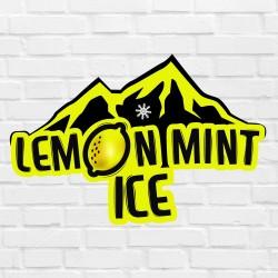 10 x Lemon Mint Ice 10ml -...